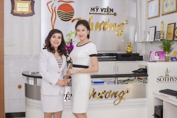 Địa chỉ nâng cơ tin tưởng của các sao Việt và hàng trăm khách hàng
