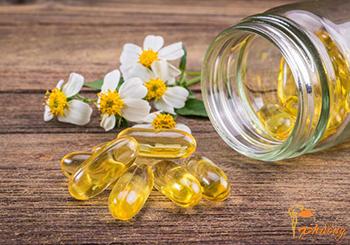 Cách trị sẹo rỗ bằng vitamin E