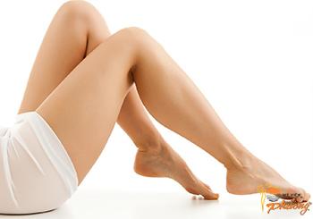 Làm sao để hết lông chân nhanh chóng?