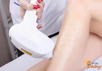 So sánh công nghệ triệt lông Diode Laser và opt