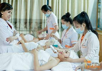 Hành trình trị mụn để thoát cảnh thất nghiệp của Bảo Tân