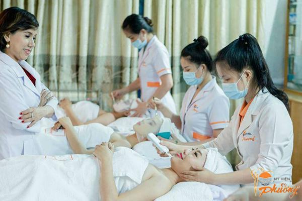 Thẩm mỹ viện uy tín tại quận 6 Hồ Chí Minh