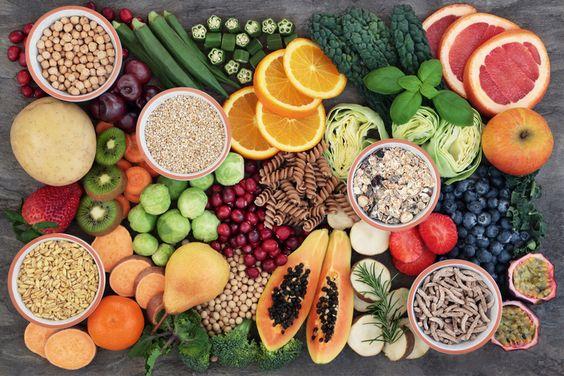 Thực phẩm xanh giúp đẹp da