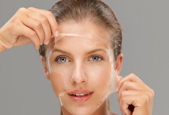 sai lầm trong chăm sóc da mặt