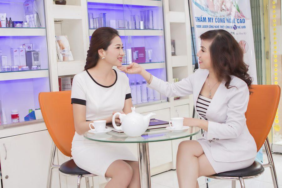 Mỹ viện Phương uy tín và chất lượng trong trị mụn và chăm sóc da