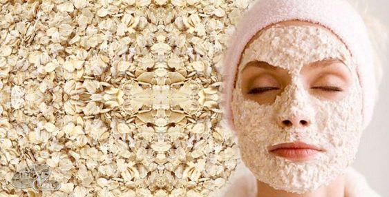 trị mụn dị ứng hiệu quả bằng bột yến mạch và mật ong