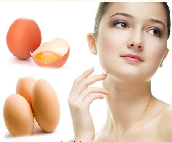 Mặt nạ lòng trắng trứng trị mụn dị ứng an toàn