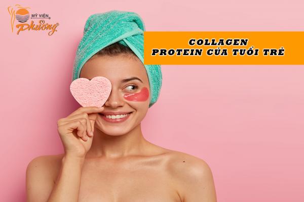 Vai trò của Collagen đối với da